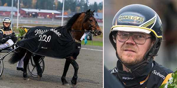 Tangen Haap och Björn Karlsson spikas på V86.