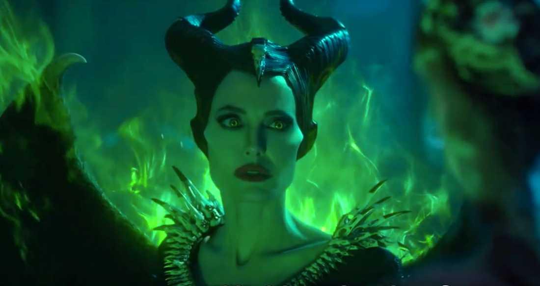 "Angelina Jolie i ""Maleficent: Mistress of evil""."