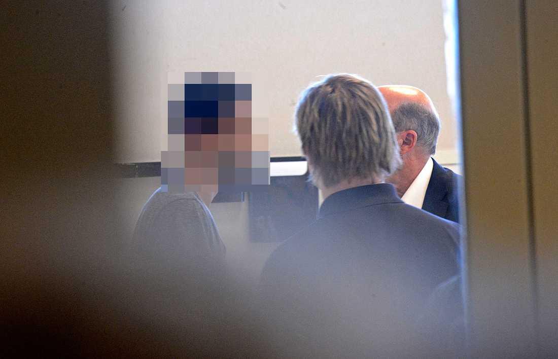 En av de tre män som häktats misstänkt för inblandning i mordet på Mille Markovic.