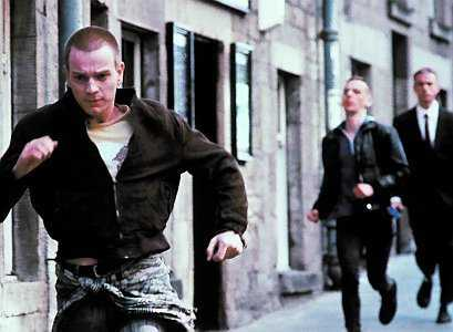 """Trainspotting""."
