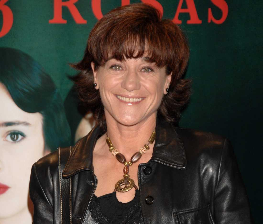 Blanca Fernandez Ochoa på en filmpremiär 2007