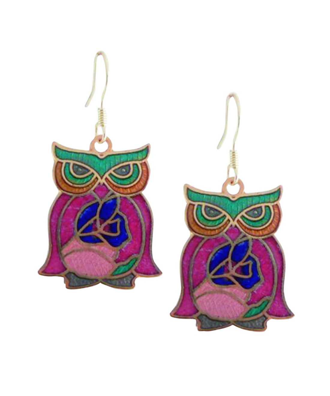 Bli ett med naturen med dessa söta, emaljerade ugglor från Ms Bijoux i öronen. Örhängena hittar du på www.accessora.se för 89 kronor.