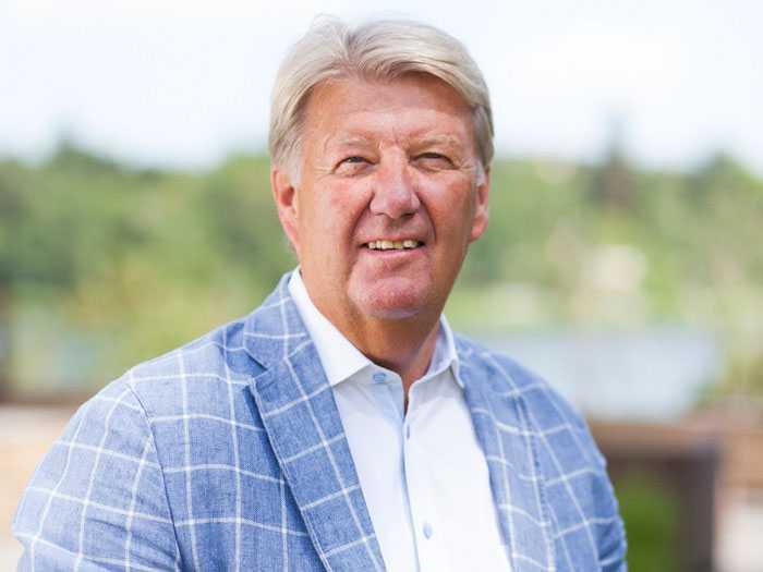 ... Stanley Brodén, styrelseordförande för Frösunda omsorg. Tidigare koncernchef för Aleris och industrial adviser till EQT.