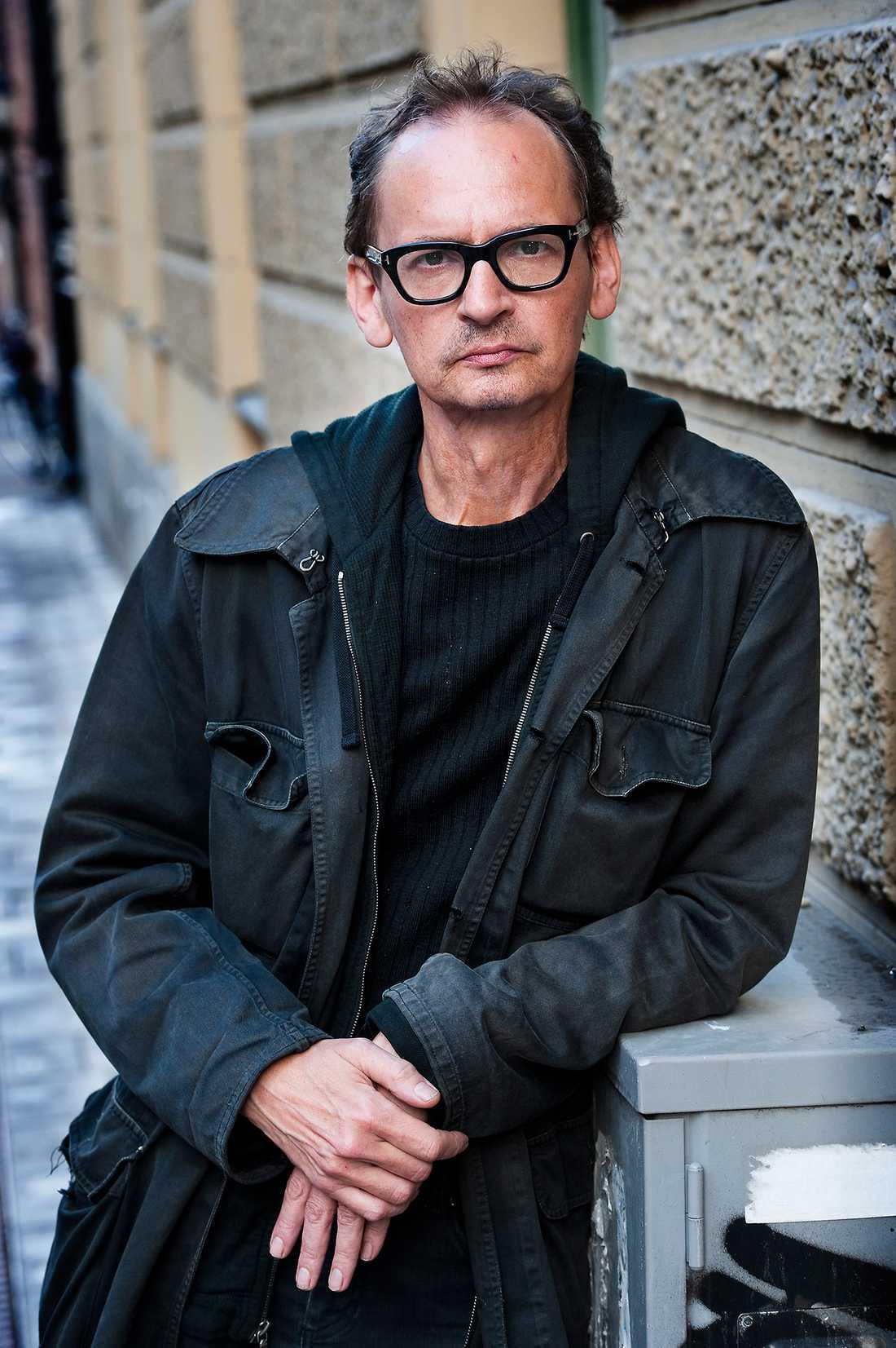 Erik Videgård.