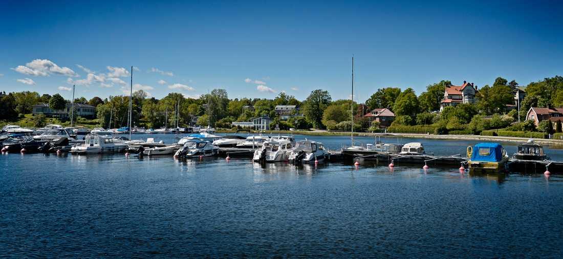 Djursholm ligger i Sveriges rikaste kommun.