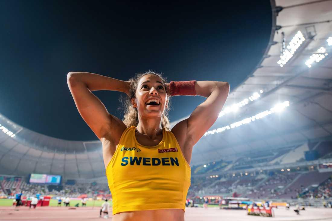 Angelica Bengtsson.