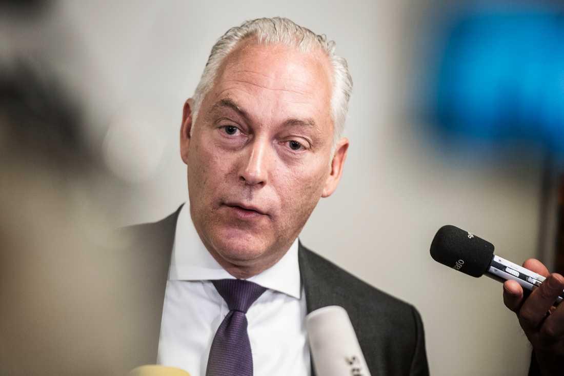 Advokaten Johan Eriksson.