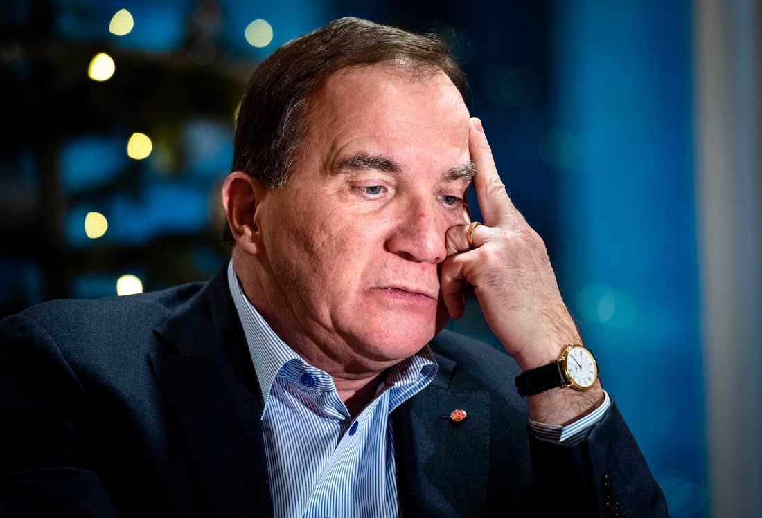 En av de viktigaste sakerna som Stefan Löfven ser är att de partier som slagit fast att SD inte ska ges något inflytande måste försöka hitta lösningar tillsammans.
