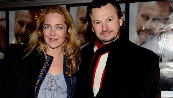 """Skådespelarparet Anders Ekborg, 51, och Lia Boysen, 45. Gifte sig 1997 och har två döttrar tillsammans. """"Vi skiljs som nära vänner"""", sa Lia Boysen till Nöjesbladet i samband med att skilsmässoansökan lämnades in."""