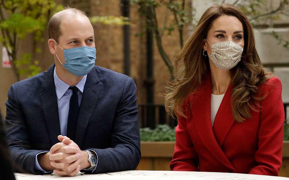 Prins William testade positivt för covid-19, men höll tyst om sin sjukdom.