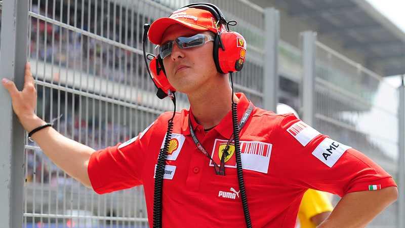 Michael Schumacher. FOTO: AP