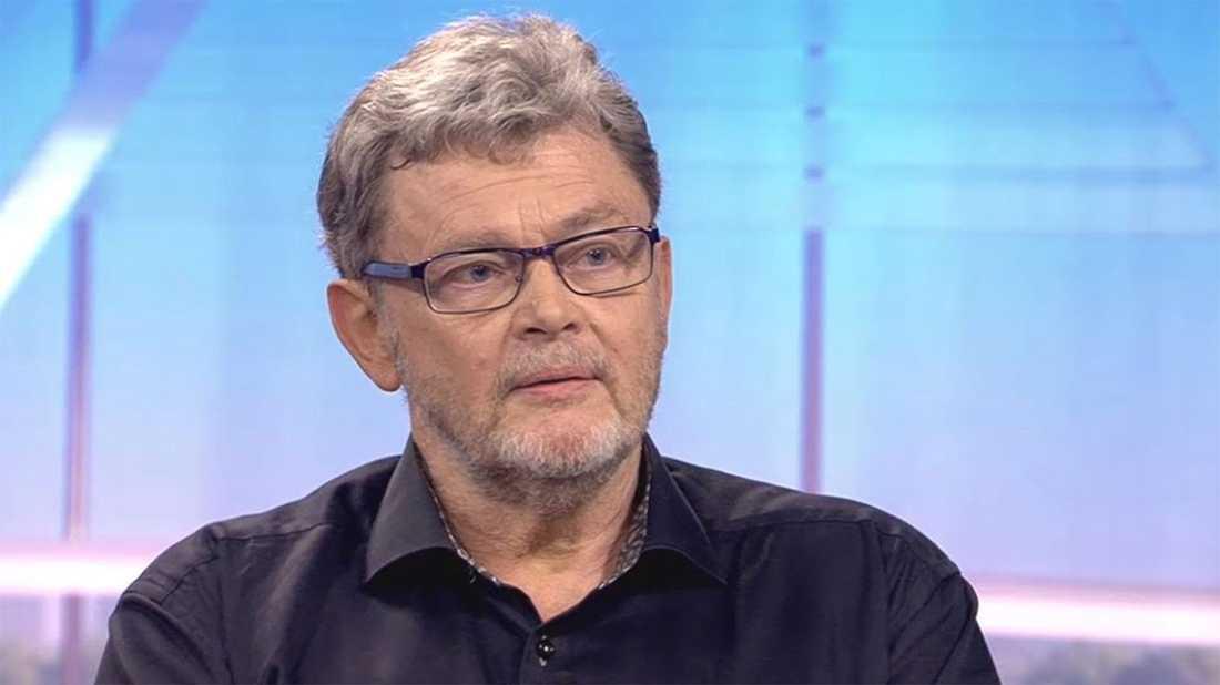 Birger Schlaug var språkrör för Miljöpartiet 1985-1988 samt 1992-2000.