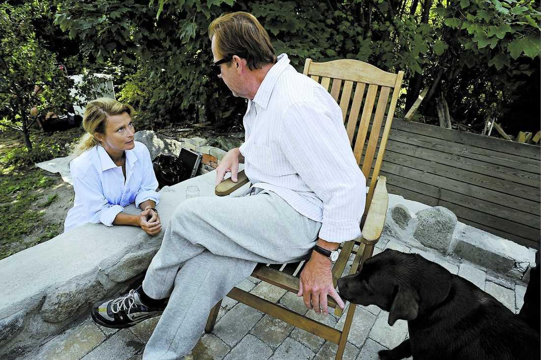 Lena Endre är en av de nya skådespelarna i senaste filmen om kommisarie Kurt Wallander.