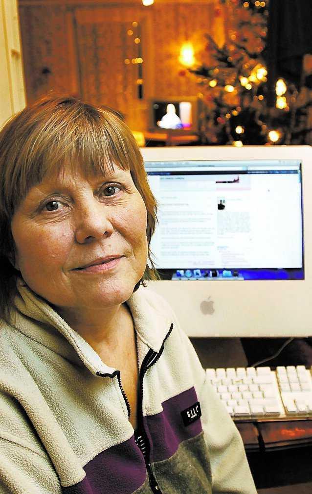 """Ann Helena Rudberg """"Jag läste Antonssons bok så fort jag kom över den och häpnade. Jag var tvungen att kommentera den, säger hon, journalist och bloggare."""