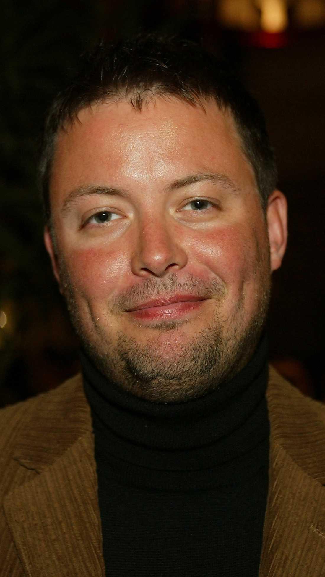 Henrik Bennetter, 40: Jobbade som programpresentatör i 12 år, men jobbar i dag på SVT programinköp.