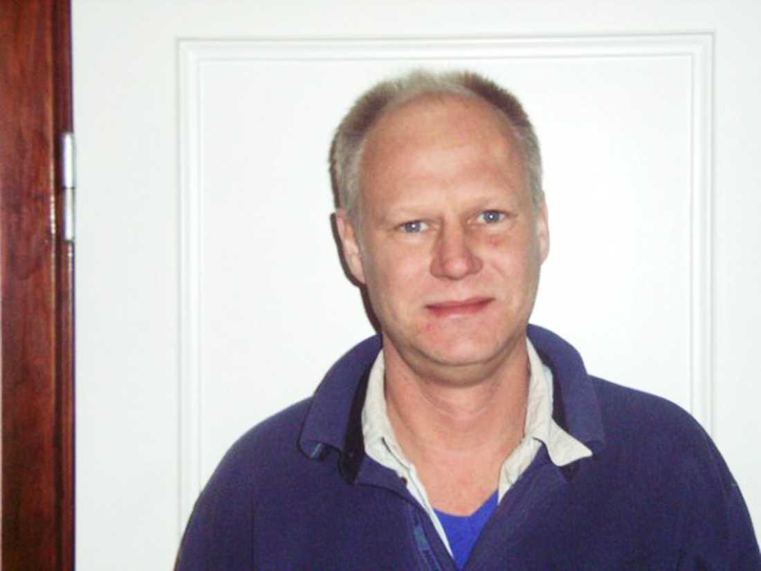 SD-politikern Mikael Rahm