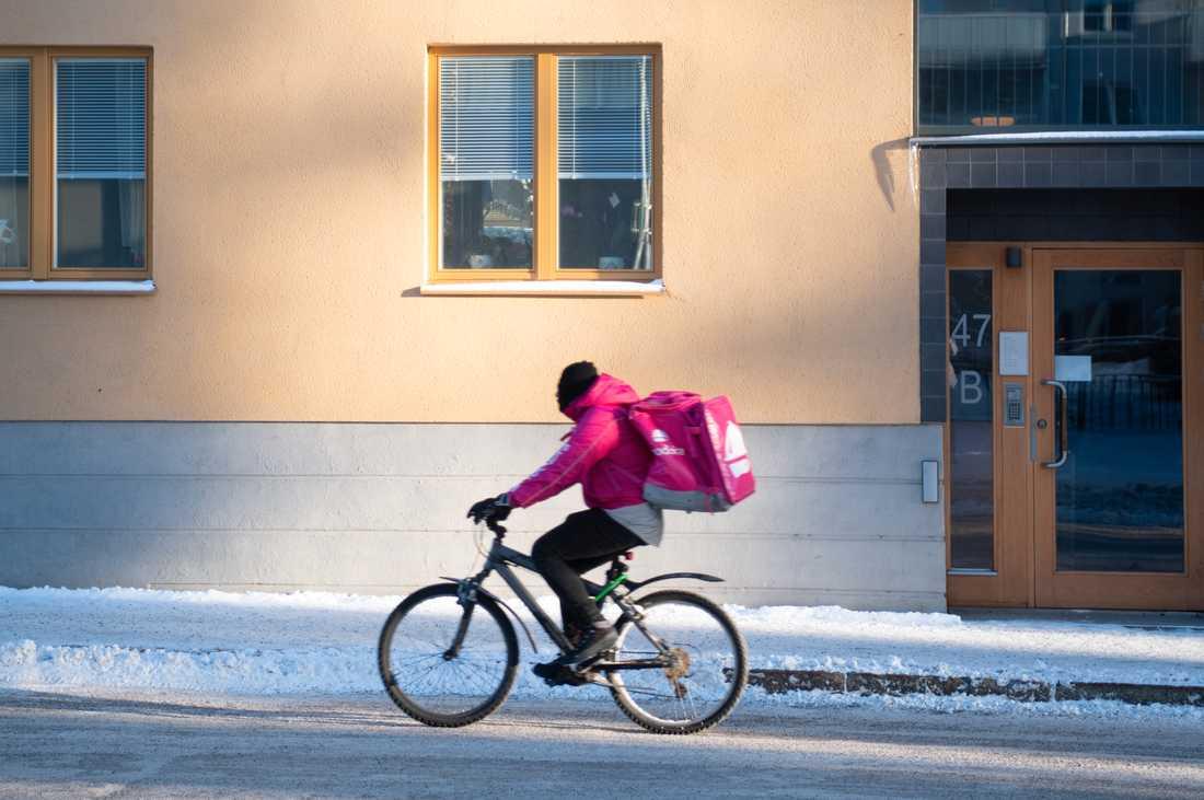 Transports kollektivavtal med Foodora är ett steg framåt för den svenska modellen.