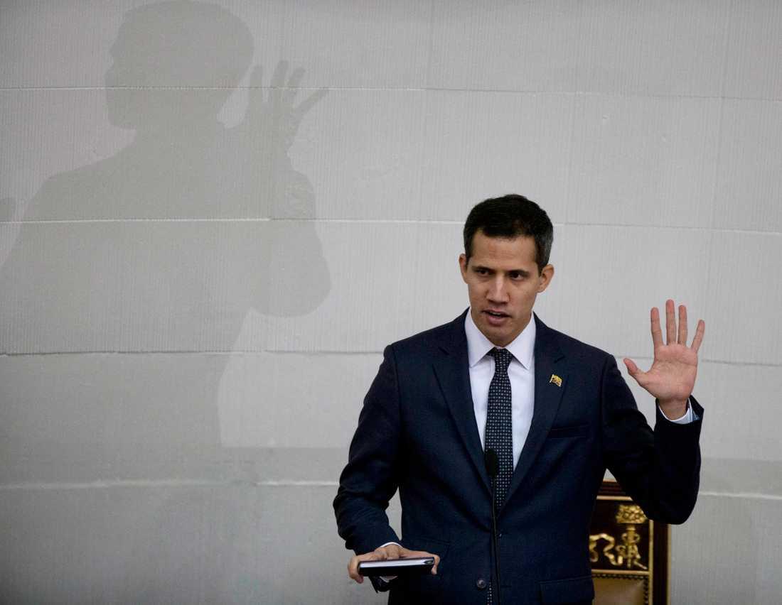 Om val inte hålls inom åtta dagar kommer flera europeiska länder erkänna Juan Guaido som president.