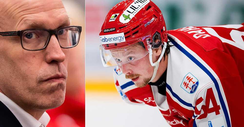 Fredrik Andersson och Jonathan Dahlén.