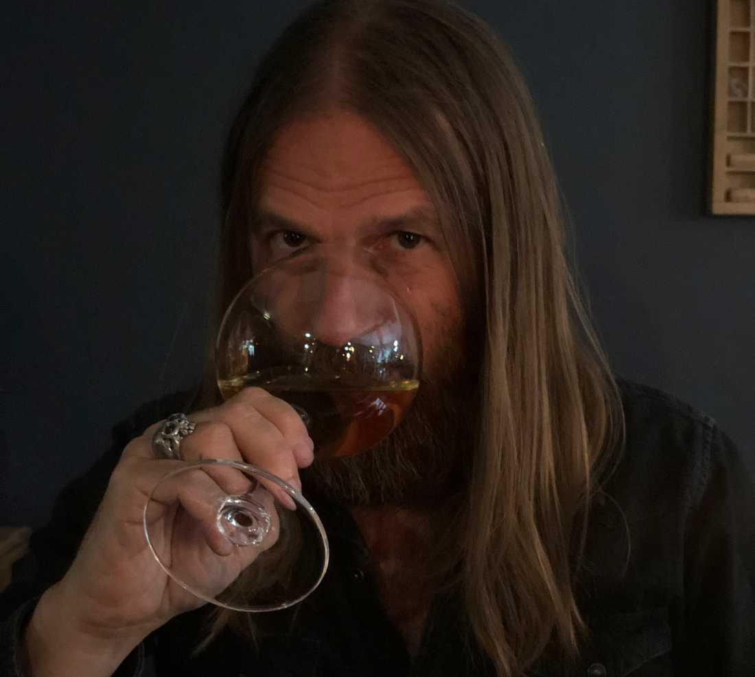Vinskribenten Pär Strömberg.