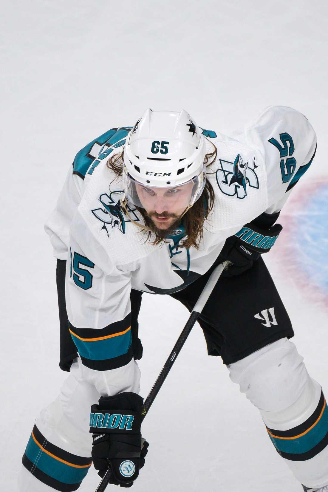 Erik Karlssons San Jose kan slås ut på fredag