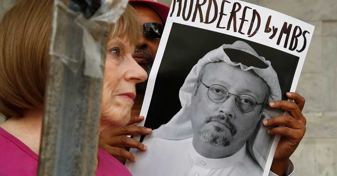 Jamal Kashoggi misstänks ha mördats inne på konsulatet.