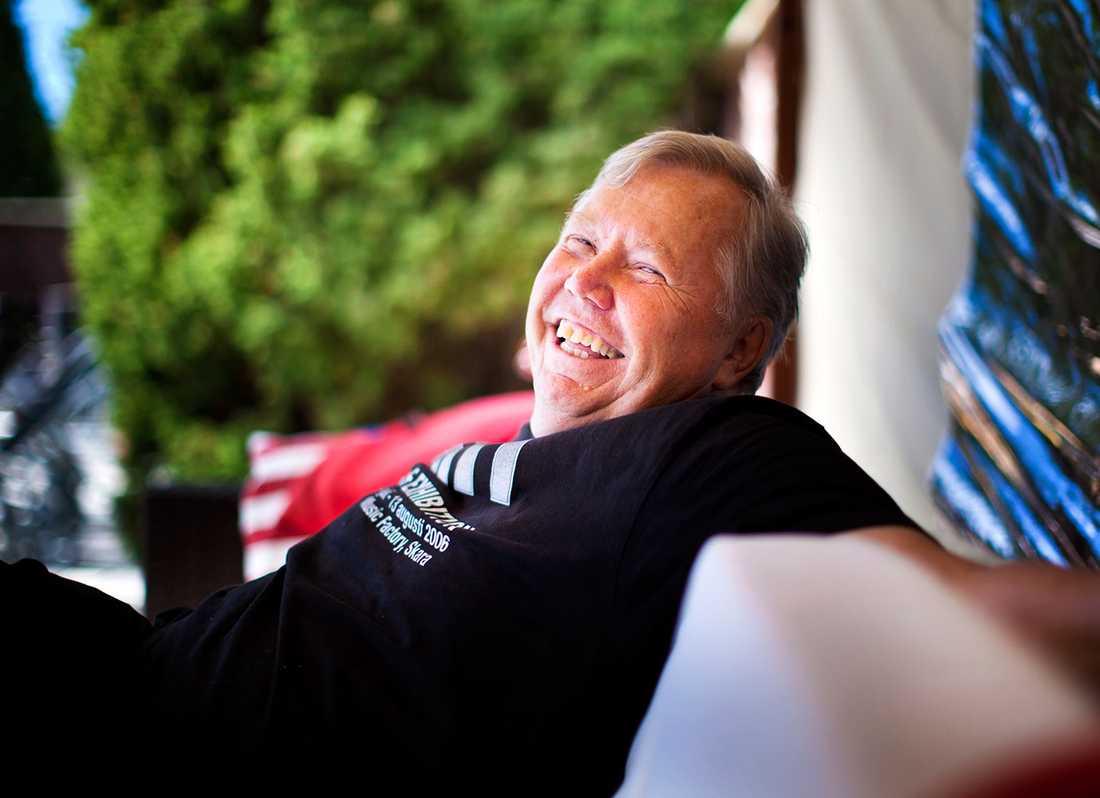 Bert Karlsson, entreprenör och före detta skivbolagsdirektör