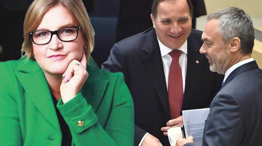 Att sitta i en regering som är beroende av Sverigedemokraterna finns inte på kartan för oss. I det läget bör Liberalerna bidra till att hitta vettiga lösningar för en politik med tyngdpunkt i mitten, skriver Karin Karlsbro, ombud Liberalernas partiråd.