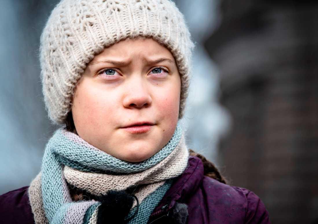 Hundratusentals skolungdomar över hela världen strejkade på fredagen för klimatet. Även i Stockholm där initiativtagaren Greta Thunberg deltog.