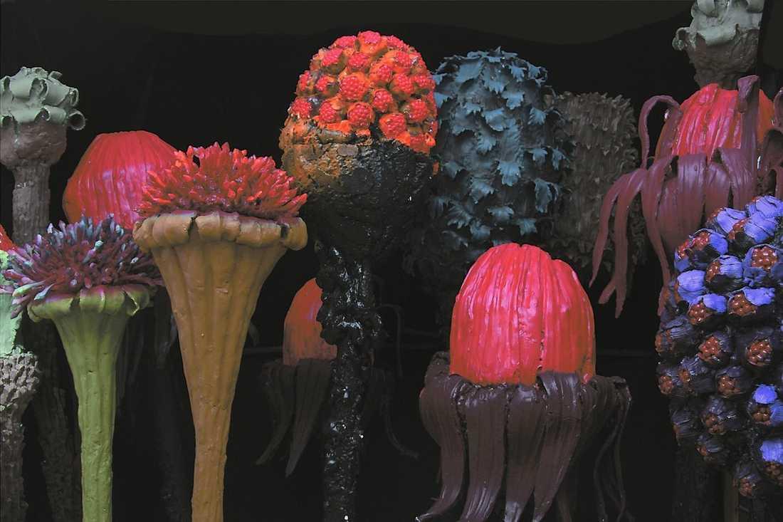 "Courtesy: Giò Marconi, Milan, Zach Feuer Gallery, New York Nathalie Djurberg: ""Experimentet"" (detalj), 2009. © Nathalie Djurberg."