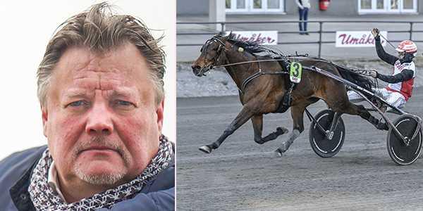 Jägersros sportchef Mats Ahlqvist och Next Direction.