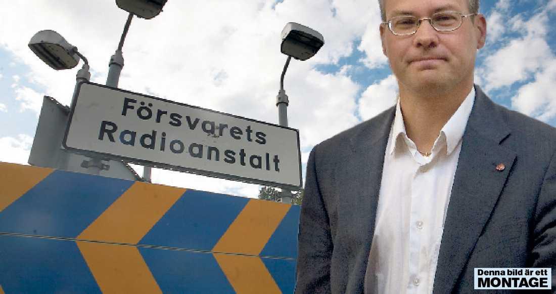 Politiskt slagträ? Oppositionens syn på FRA-lagen borde ha stärkts efter terrorattacken i Stockholm. I stället har Morgan Johansson, S, vänt på resonemanget och menar att felet med lagen är att den hindrar Säpos arbete. Lappkastet kan i värsta fall ses som ett försök att använda rädslan som politiskt slagträ.