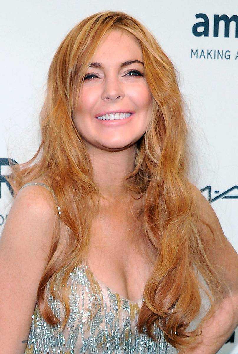 Lindsay Lohan gör musik igen.