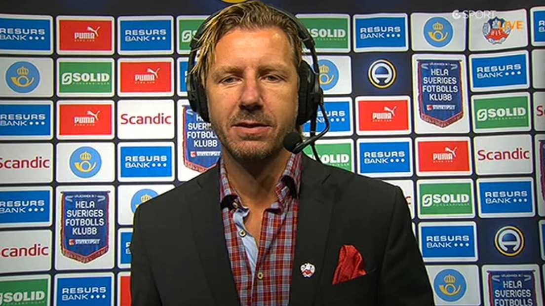 Jesper Jansson slutar nu i HIF.