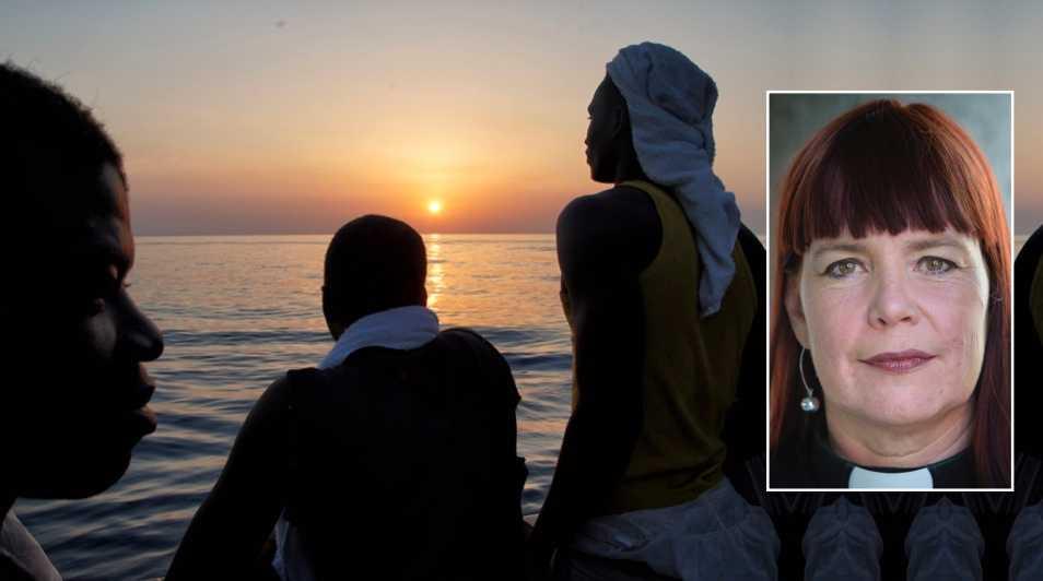 Människor flyr för att de inte ser någon annan utväg. De närmaste dagarna väntas Sverige och EU ta ytterligare steg mot stängda gränser, osäkrare flyktvägar och minskad tillgång till rätten att söka asyl, samtidigt som man stärker några av de mest repressiva regimerna i världen, skriver Gunilla Hallonsten , Svenska kyrkan.