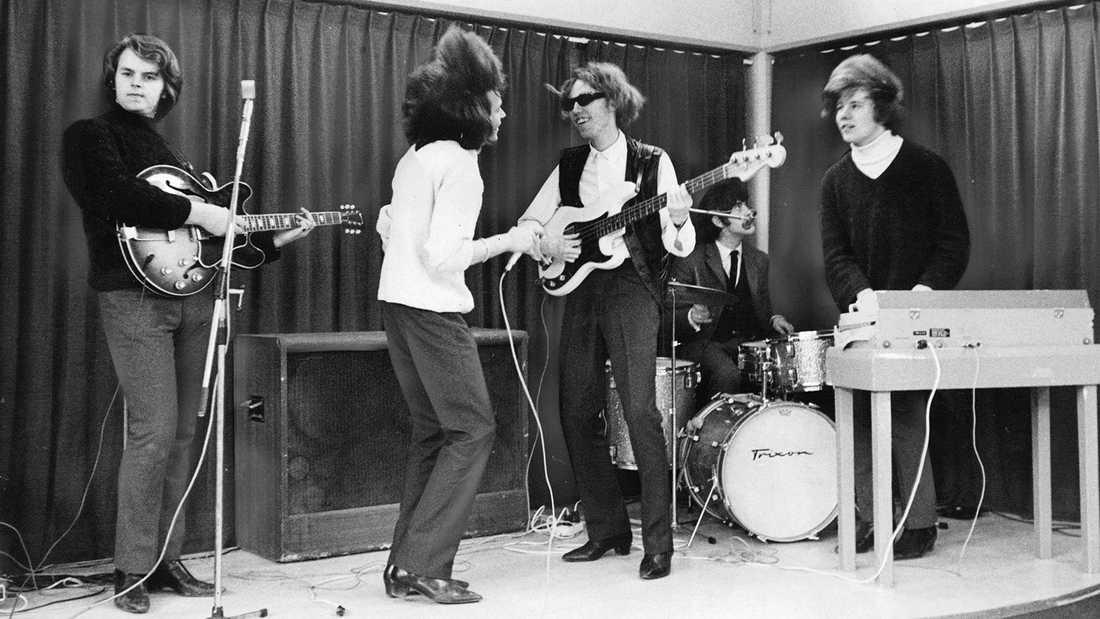 Hep Stars 1965.