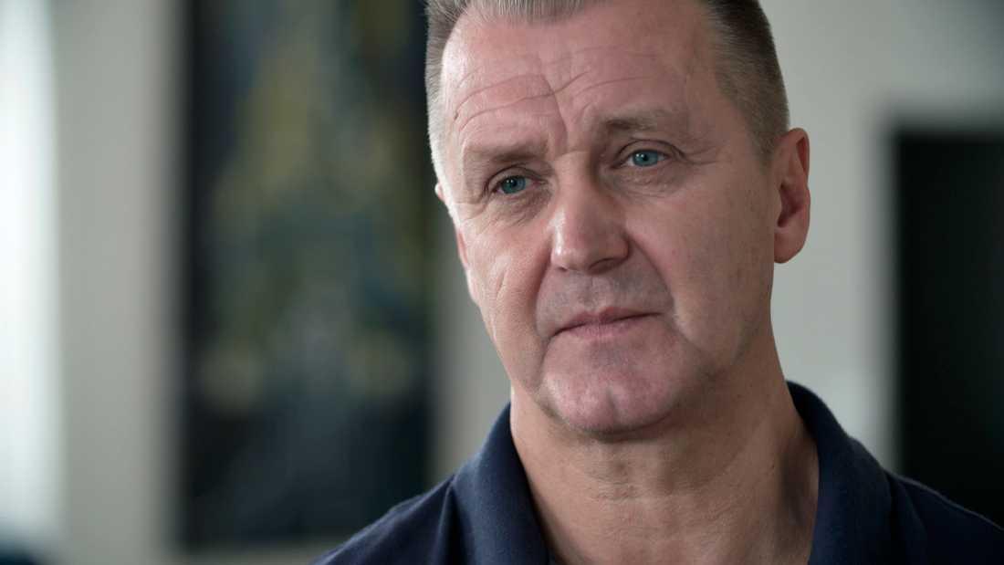 Rolf Sandberg var förundersökningsledare i fallet Kevin.