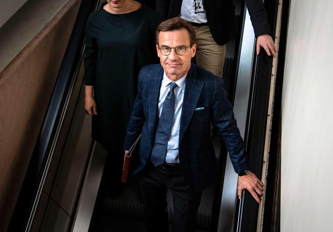 Ulf Kristersson, Moderaterna.