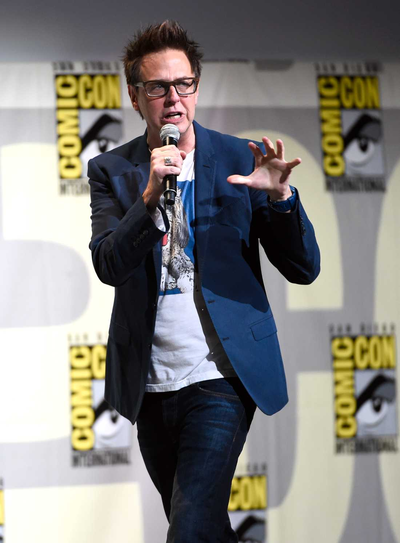 "Mannen bakom ""Guardians of the galaxy"" håller inte med Jodie Foster."