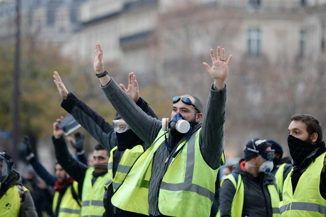 Michel Houellebecq skriver om det växande politiska missnöjet på franska landsbygden.