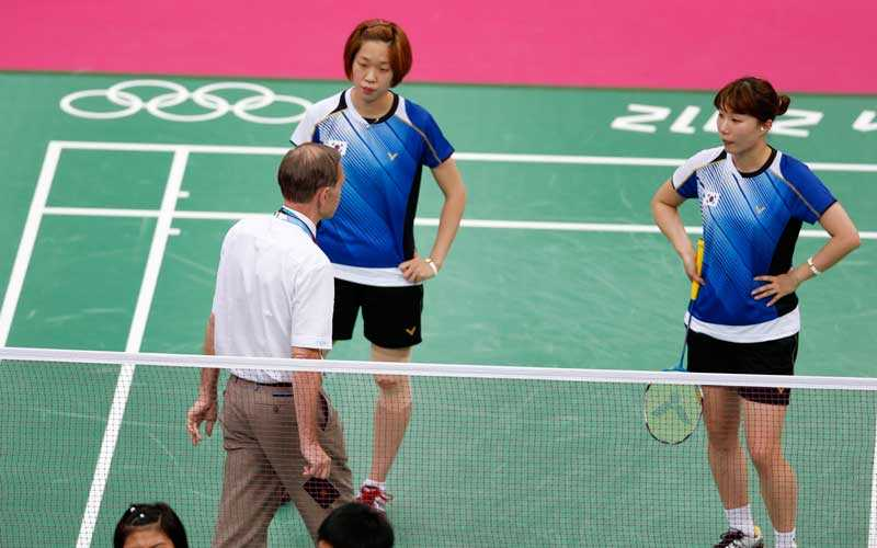 DISKADE Ha Jung-eun och Kim Min-jung (Sydkorea)
