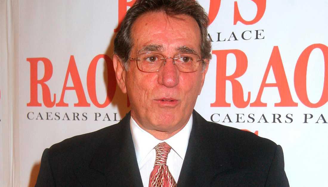 Frank Pellegrino blev 72 år.