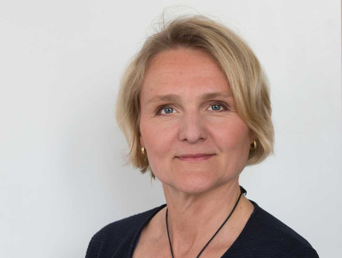 Titti Mattsson, professor i offentlig rätt på Lunds universitet.