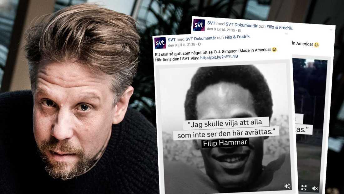 Filip Hammar.