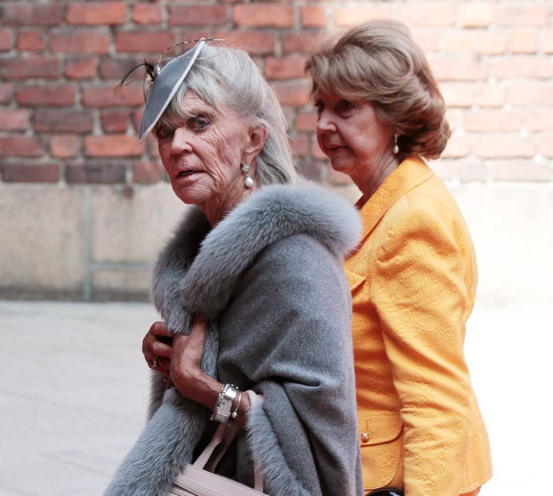 Prinsessan Birgitta har lyckats ta sig hem efter det stora coronautbrottet i Spanien.