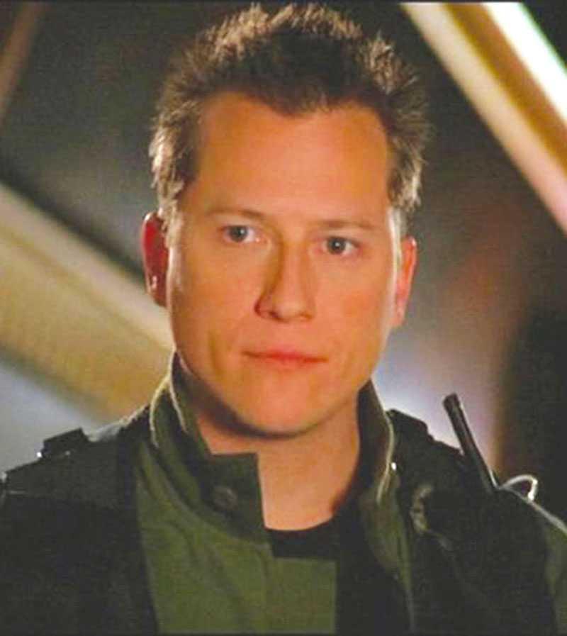 Corin Nemec i rollen som Jonas Quinn i tv-serien Stargate SG-1. Nemec medverkade i 26 avsnitt av serien.