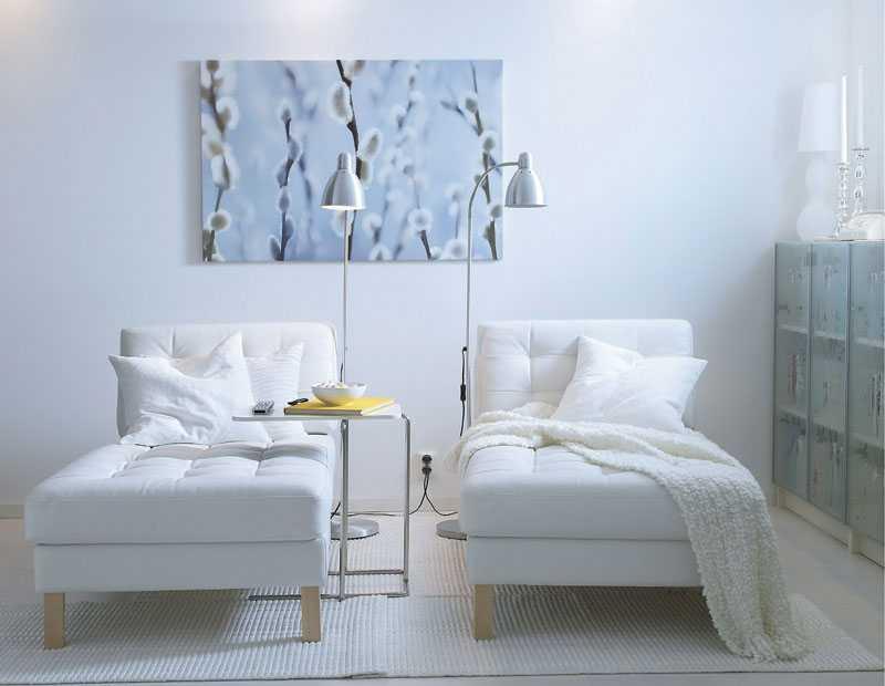 """Schäslonger kommer stort – var för sig eller hopsatta. Här """"Karlstad"""", Ikea, 5995 kr."""