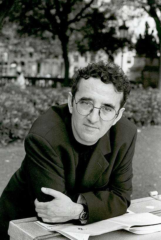 Roberto Bolaño (1953–2003), chilensk författare.