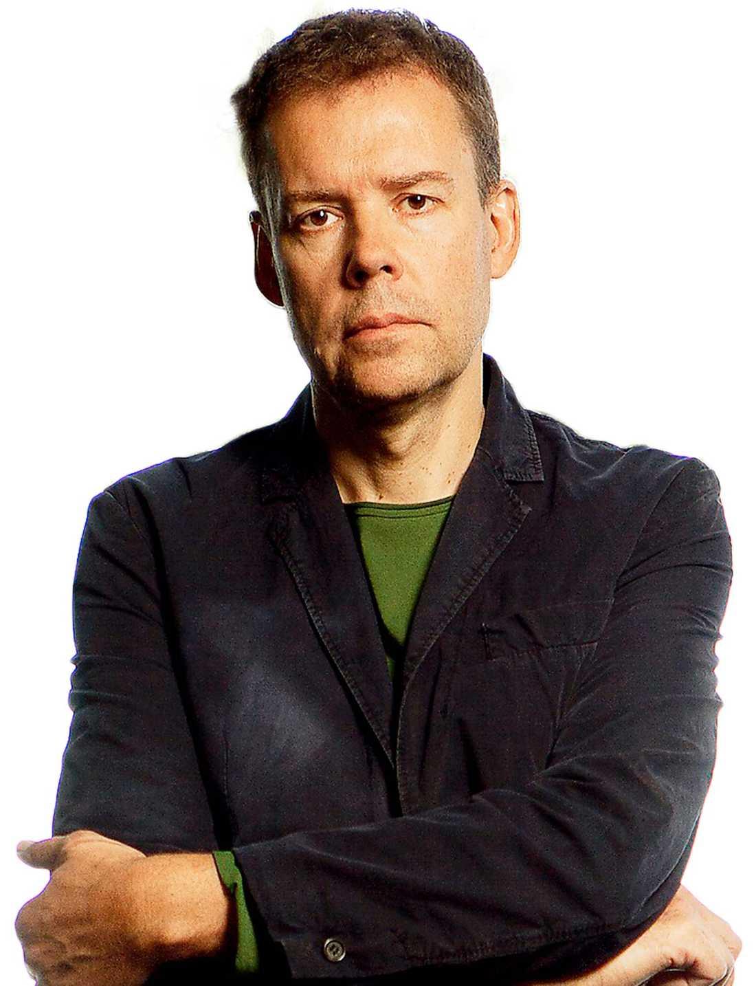 Tony Samuelsson (född 1961). Foto: Kalle Assbring