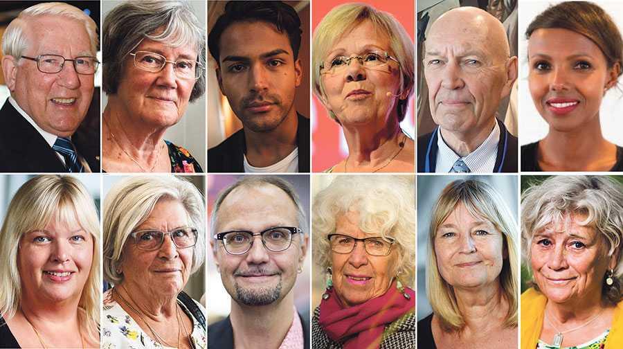 Bland debattörerna som anser att Sverige ska underteckna FN:s konvention om ett förbud mot kärnvapen finns Thage G Petterson, Lena Hjelm-Wallén, Philip Botström, Wanja Lundby-Wedin, Pierre Schori, Nasra Ali,  Anna Hedh, Ingela Thalén, Ulf Bjereld, Maj Britt Theorin, Marita Ulvskog och Margareta Winberg.